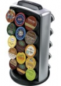 Deals List: Keurig - K-Cup Carousel Tower - Black/Gray