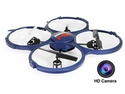 Deals List: UDI U818A-1 2.4GHz 4 CH 6 Axis Gyro RC Quadcopter w/ HD Video Camera & Extra Battery Included