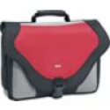 Deals List: SOLO® Laptop Messenger Bag, Red, 17""