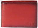 Deals List: Men's Leather Wallets by Guess
