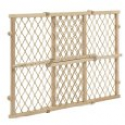 Deals List: Evenflo Position and Lock Wood Gate, Tan