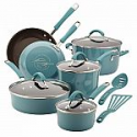 Deals List:  Rachael Ray Cucina 12-pc. Hard-Enamel Nonstick Cookware Set