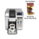 Deals List: Keurig VUE V1200 Commercial Brewing System and BONUS K2V-Cup 2 in 1 Single Serve Coffee Adapter - Use Any K-Cup or Coffee Grounds!