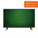 Deals List: Vizio D32h-C0 32-inch LED TV + FREE $100 Dell Gift Card