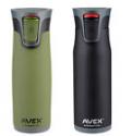 Deals List: Avex Highland Autoseal Stainless Travel Mugs