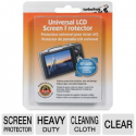 Deals List: Turbofrog Universal LCD Screen Protector - Heavy-Duty Screen Protector Film, Cleaning Cloth