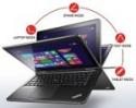 "Deals List: Lenovo ThinkPad S1 Yoga 12.5"" Multimode Ultrabook (Core i3-4010U 4GB 500GB)"