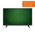 Deals List: Vizio D32h-C0 32-inch LED TV + FREE $100 Dell Gift Card