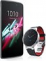 """Deals List: Alcatel OneTouch Idol 3 Quad Core 5.5"""" 16GB Unlocked Android Phone (black), bundled with the Alcatel OneTouch Smart Watch (black)"""