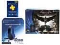Deals List: Sony PS4 500GB Batman Console + PS4 Silver Headset + 3 Month Membership