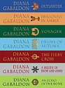 Deals List: The Outlander Series 7-Book Bundle: Outlander, Dragonfly in Amber, Voyager, Drums of Autumn, The Fiery Cross, A Breath of Snow and Ashes, An Echo in the Bone Kindle Edition