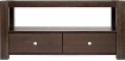 "Deals List: Pinnacle Design - Solid Wood TV Console for Flat-Panel TVs Up to 55"" or 100 lbs."