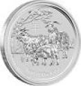Deals List: 2015 10oz Australian Silver Goat Coin