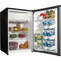 Deals List: Haier 2.7 cu ft Refrigerator, Virtual Steel (model# HC27SW20RV)