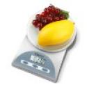 Deals List: Etekcity 11lb/5kg Digital Kitchen Food Scale, 0.05oz Resolution, Silver/Blue