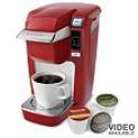 Deals List: Keurig K10 B31 MINI Plus Personal Coffee Brewer + Free $10 Kohls Cash