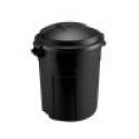 Deals List: Rubbermaid FG289200BLA 20 gal. Black Roughneck Trash Can