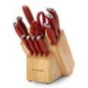 Deals List: Kitchen Aid Delrin 12-pc. Red Cutlery Set