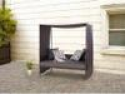 Deals List: Mainstays Alexandra Square Steel Cushion Day Lounger
