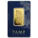 Deals List: 1 oz Gold Bar Pamp Suisse Lady Fortuna