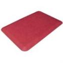 Deals List: Lets Gel New Life Designer Comfort Mat, Leather Grain Cranberry