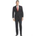 Deals List: Jones New York Classic-Fit Pinstriped Mens Suit + Under Armour Sandals