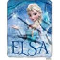Deals List: Disney Frozen Elsa Palace 40-inch x 50-inch Silk-Touch Throw