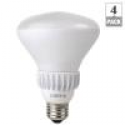 Deals List: Cree 65W Equivalent Soft White (2700K) BR30 Dimmable LED Flood Light Bulb (4-Pack)