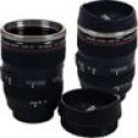 Deals List: Set of 2 Camera Lens Coffee Mugs with Lid