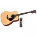 Deals List: Yamaha FG700S Folk Acoustic Guitar w/Zoom H1 Audio Recorder