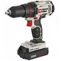 Deals List: Porter-Cable 20V MAX 1.3 Ah Li-Ion 1/2 in. Drill Driver Kit PCC601LB (Manufacturer refurbished)