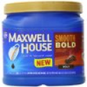 Deals List: Maxwell House Smooth Bold Ground Coffee, 30.6 Ounce