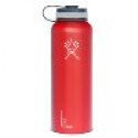 Deals List: Hydro Flask Insulated Stainless Steel Water Bottle, Wide Mouth, 40-Ounce
