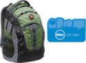 "Deals List: Wenger SwissGear Granite 15.6"" Notebook Backpack (Green, GA-7335-07F00 ) + $25 GC"