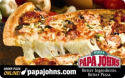 Deals List: $25 Papa John's Gift Card - Email Delivery