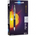 Deals List: uni-ball 207 Retractable Gel Pens, Ultra Micro Point, Black Ink, Pack of 12