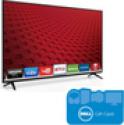 Deals List: VIZIO E65-C3 65-Inch LED Smart HDTV + Free $250 Dell eGift Card