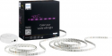 Deals List: Philips - Friends of hue 120-Lumen, 12W LightStrip Luminaire Starter Kit, 15W Equivalent - Multicolor