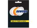 Deals List: Newegg $25 Gift Card + Free $5 Gift Card