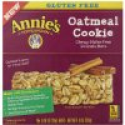 Deals List: Annie's Chewy Gluten Free Granola Bars, Oatmeal Cookie, 0.98 oz. Bars, 5 Count