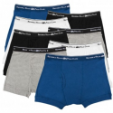 Deals List: 8prs Beverly Hills Polo Club Boxer Briefs 100% Cotton, M-3XL