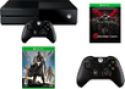 Deals List: Microsoft Xbox One 500GB Gears of War: Ultimate Edition Bundle + Microsoft Xbox One Wireless Controller w/ Headphone Port (2015 model, EX6-00001) + Choice of Select Xbox One Game
