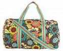 Deals List: Vera Bradley Round Duffel Travel Bag