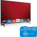 Deals List: VIZIO E65-C3 65-Inch LED Smart HDTV + Free $250 Dell eGift Card