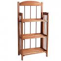 "Deals List: Lavish Home Wood Bookcases, 3-Shelf (35.75""H x 17.25""W x 8.82""D)"