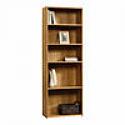 Deals List: Sauder Beginnings 5 Shelf Wood Bookcase Oak Finish