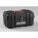 Deals List: Craftsman 14-inch Plastic Tool Box with Removable Tray