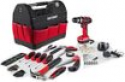 Deals List: Mastergrip 44 pc Tool Set with Lithium Ion Cordless Drill and Tool Bag