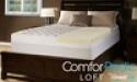 Deals List: ComforPedic Loft 3.5-inch Memory Foam and Fiber Mattress Topper