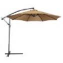 Deals List:  New Patio Umbrella Offset 10' Hanging Umbrella Outdoor Market Umbrella D10
